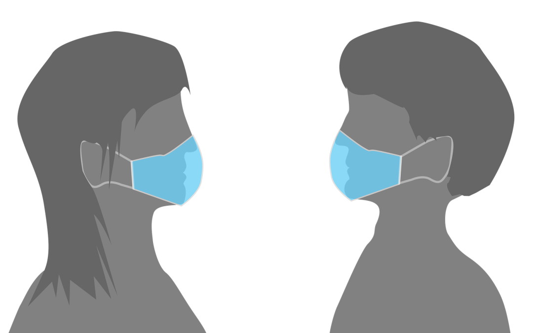 Face masks and the hearing loss community