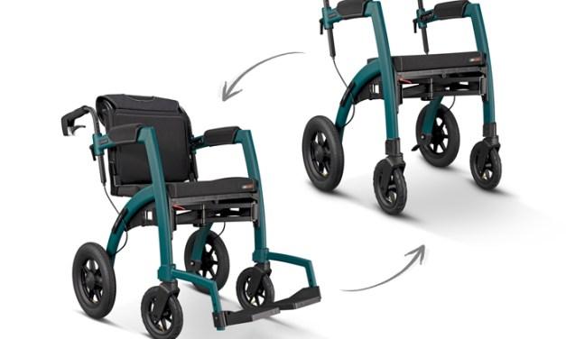 Win a Rollz Motion Performance Rollator