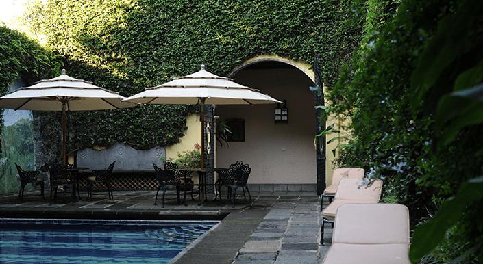 Hotel Posada Coatepec  Bienvenido