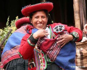 chincheros-woman