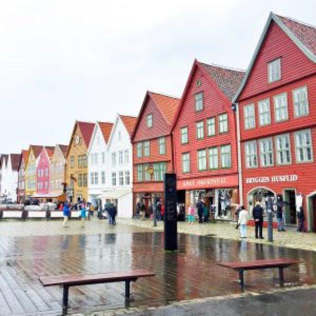 Bergen Norveška