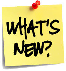 Latest Update: WHAT's NEW!