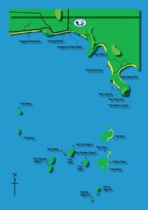 Fun Plongée Îles locales Ao Nang