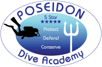 Poseidon Dive Center Logo small