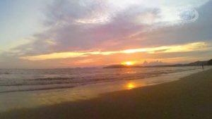 Sunset Ao Nang Timelapse