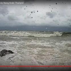Storm Ao Nang SlowMo Waves