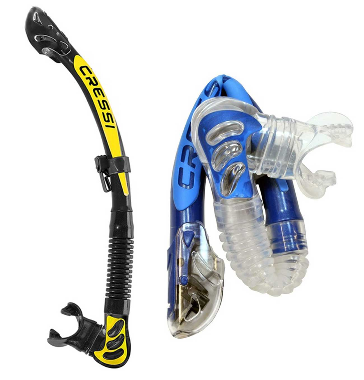 ScubaPro Phoenix 2 Semi Dry Snorkel