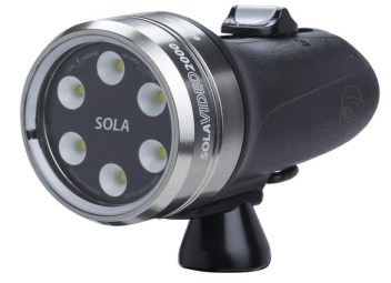 Sola Video Flashlight