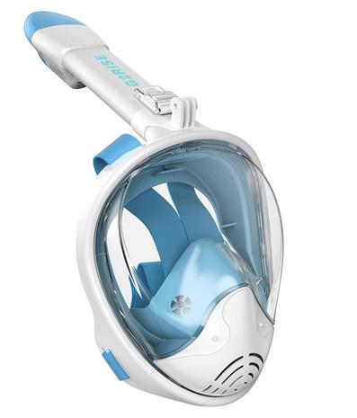 G2RISE SN01 Full Face Snorkel Mask