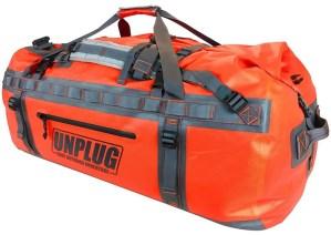 Duffel Bag orange unplug