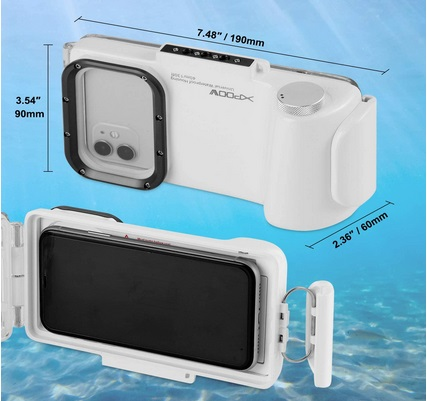 Waterproof Phone Housing XPOOVV