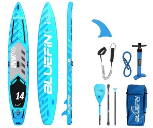 Bluefin SUP Touring-Race-Modell