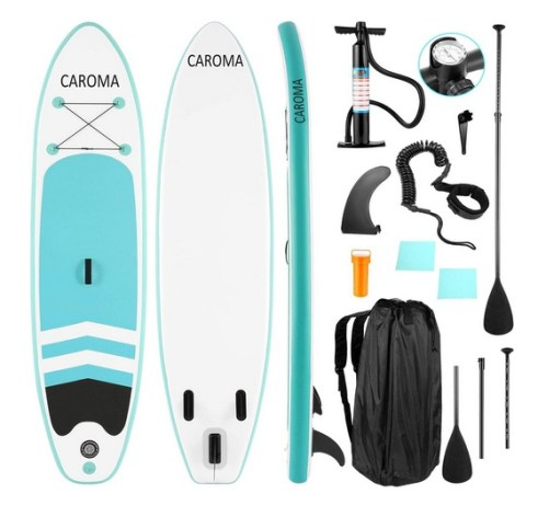 Caroma Kit de stand up paddle gonflable