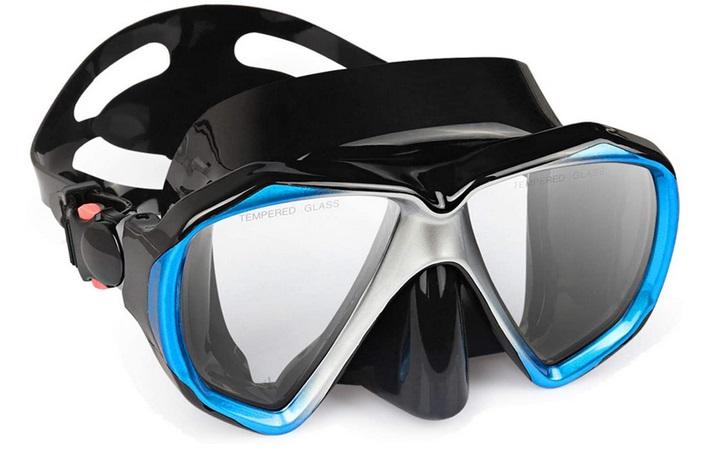 EXP VISION Snorkel Diving Mask