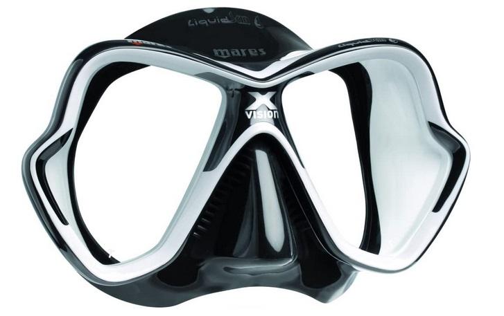 Masque de plongée en apnée Mares X-Vision LiquidSkin