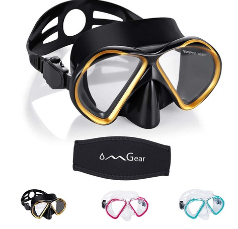 OMGear Snorkeling & Diving Mask
