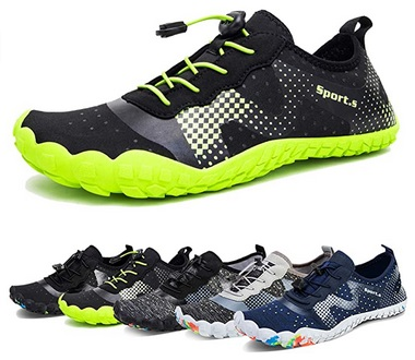 Water Shoes for Men Barefoot Quick-Dry Aqua Sock