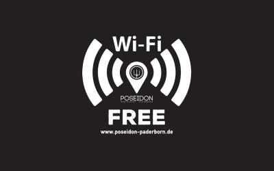 Free WiFi für Gäste