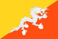 international-flag-Bhutan