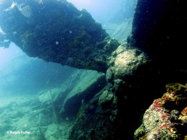 Sapona Wreck