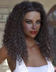karissa hair genesis 3 & 8