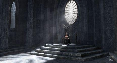 throne room fantasy 3d