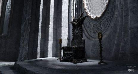 throne room fantasy 3d daz studio