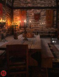 FG Medieval Dining Hall