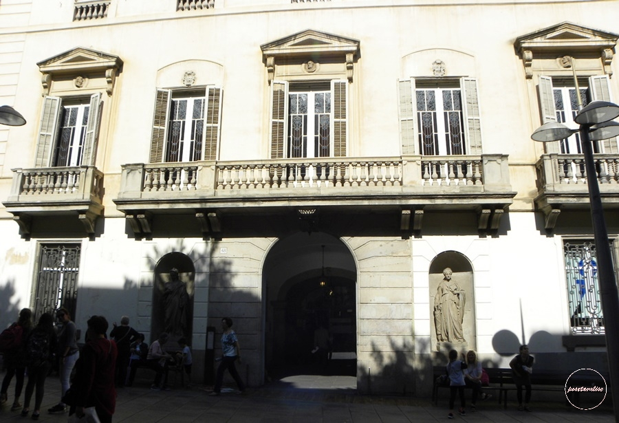 Casa Ciutat Mataro