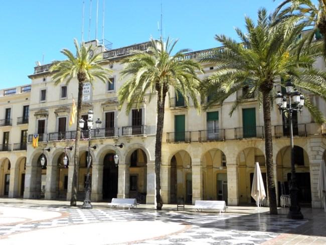 Plaça de la Vila, Vilanova i la Geltrù