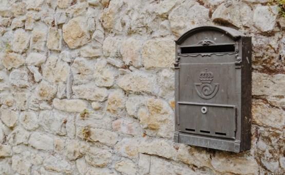 envoyer du courrier depuis l'étranger avec merci facteur