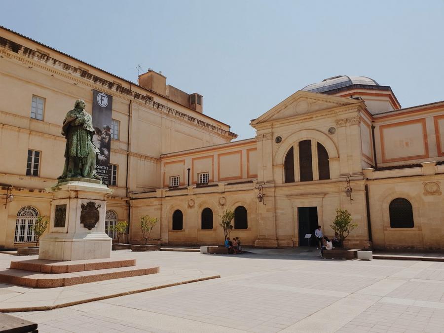 chapelle imperiale ajaccio