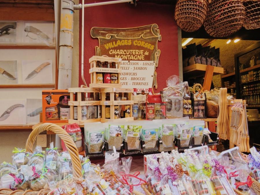 boutique rue cardinal fesch ajaccio