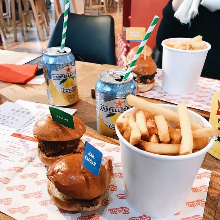 restaurant burgers londres