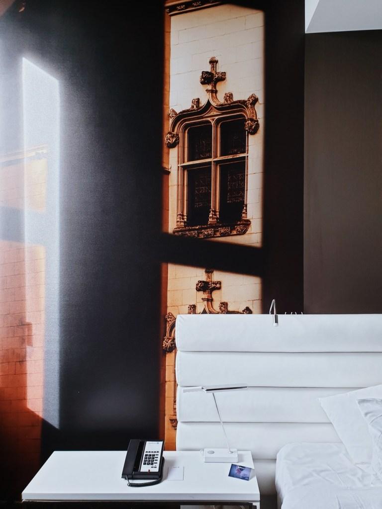 chambre premium radisson blu hotel nantes