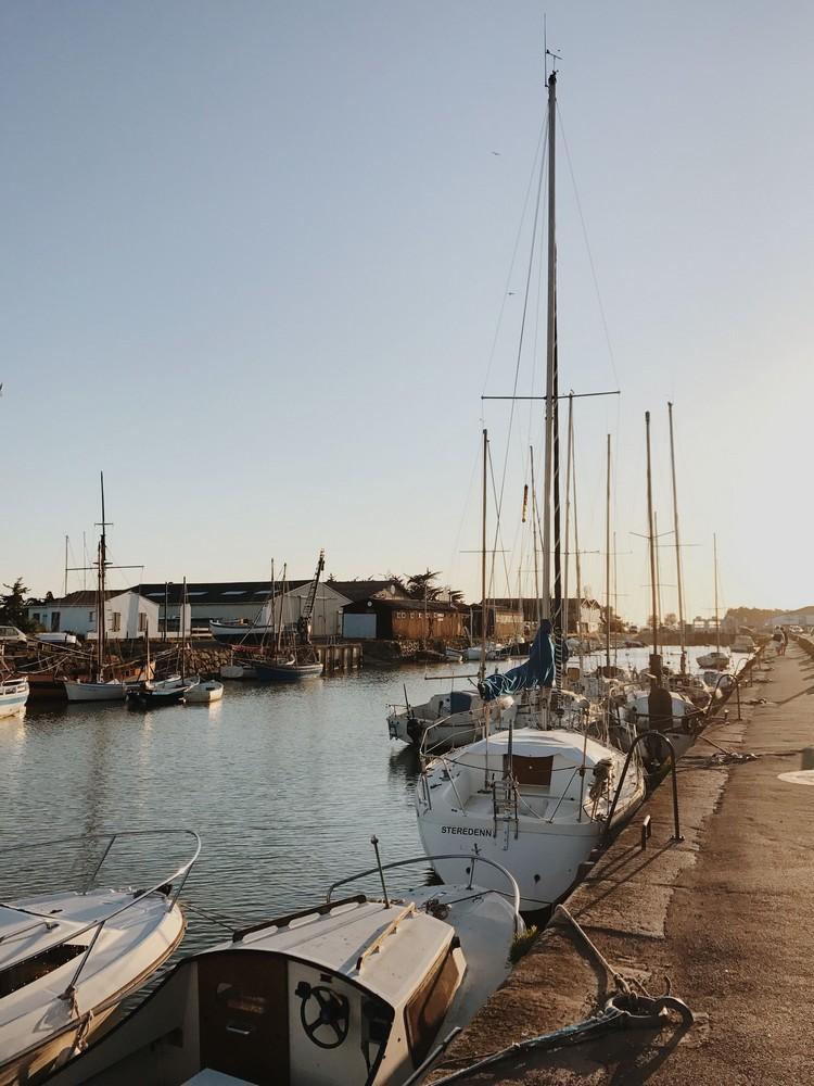 Port de Noirmoutier