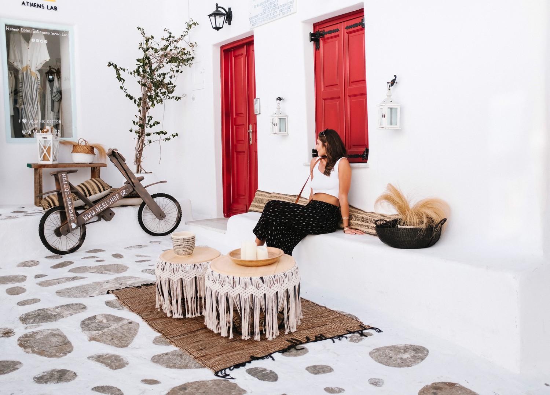 voyage mere fille grece cyclades 10 iles a decouvrir