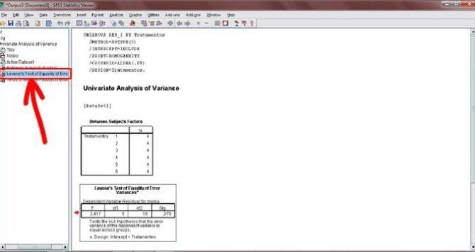 Como testar a normalidade dos resíduos e a homogeneidade das variâncias