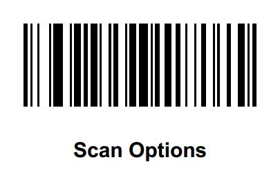 Barcode for escape key