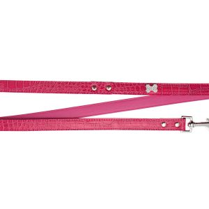 hot-pink-diamante-bone-lead