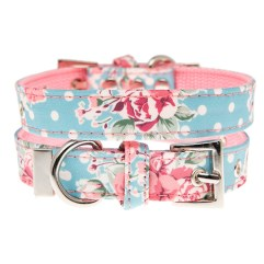 vintage-rose-dog-collar