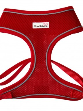 airmesh-harness-red