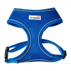 airmesh-dog-harnes-blue