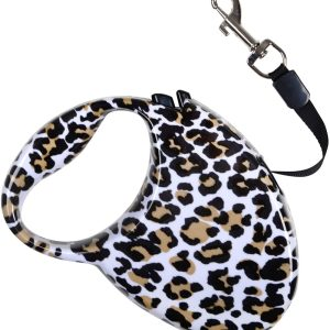 Leopard-Auto-Retractable-Lead