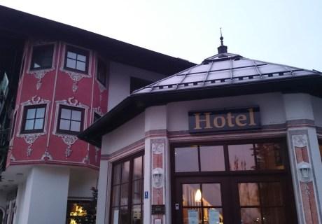库尼格斯酒店 Hotel Konigsseer Hof