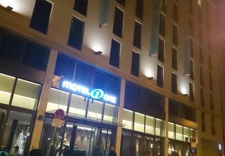 慕尼黑Sendl. Tor汽車旅館1