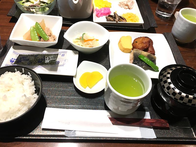 Hotel Sunflex Kagoshima 早餐