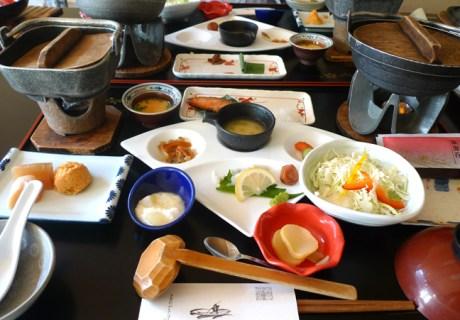 鬼怒川廣場飯店早餐