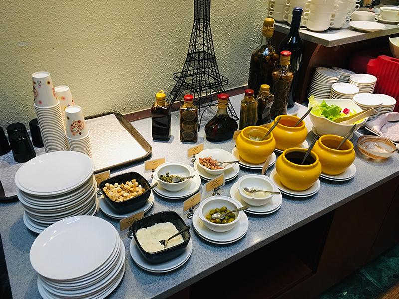 新竹福泰商務飯店自助早餐