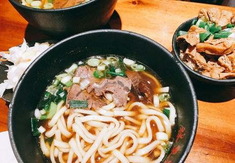 台北林東芳牛肉麵